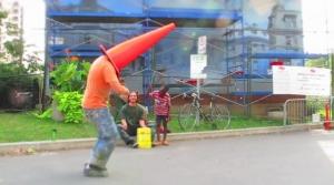 Dancing Cone!