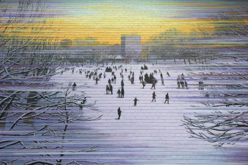 WINTER HAZE – 2009 – DAVID GUINN & PHILLIP ADAMS - DÉTAILS