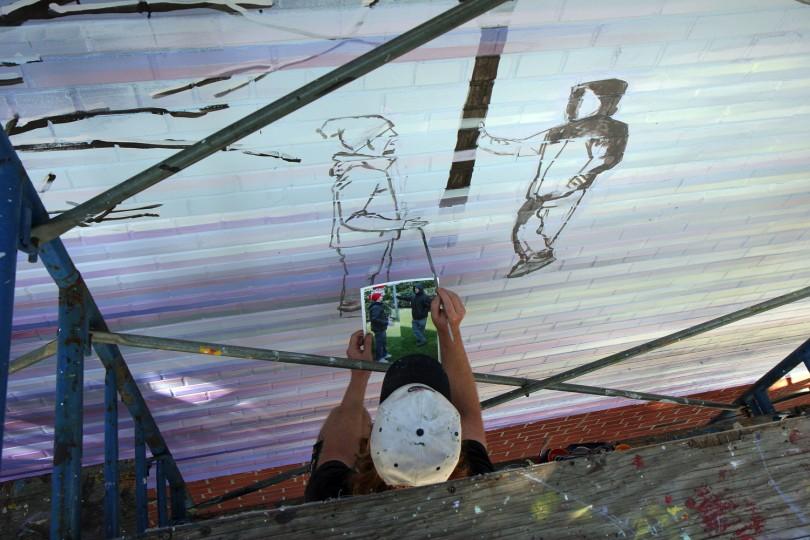 WINTER HAZE – 2009 – DAVID GUINN & PHILLIP ADAMS - «MAKING OF»