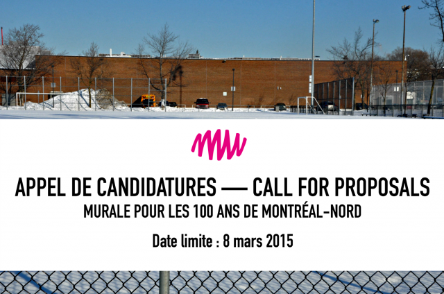 Appel candidature Mtl-Nord
