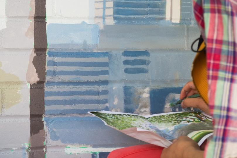 TERRE D'ACCUEIL – PHILLIP ADAMS – 2015 - « Making Of »