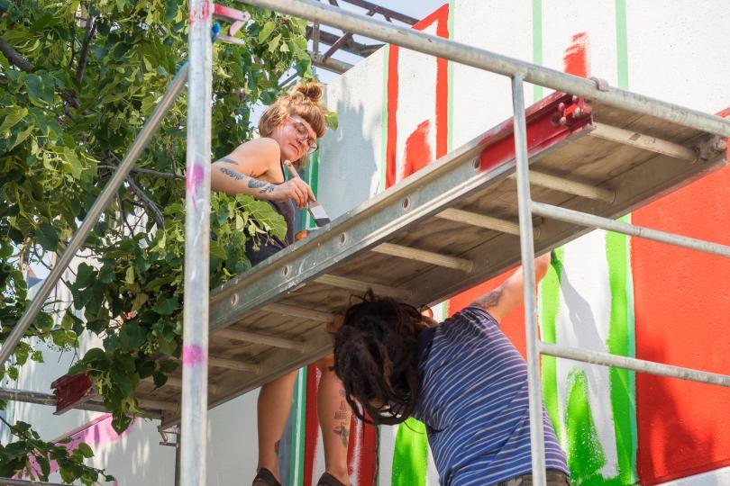 HOMMAGE à LA PETITE-BOURGOGNE – ROADSWORTH – 2016 - Making of