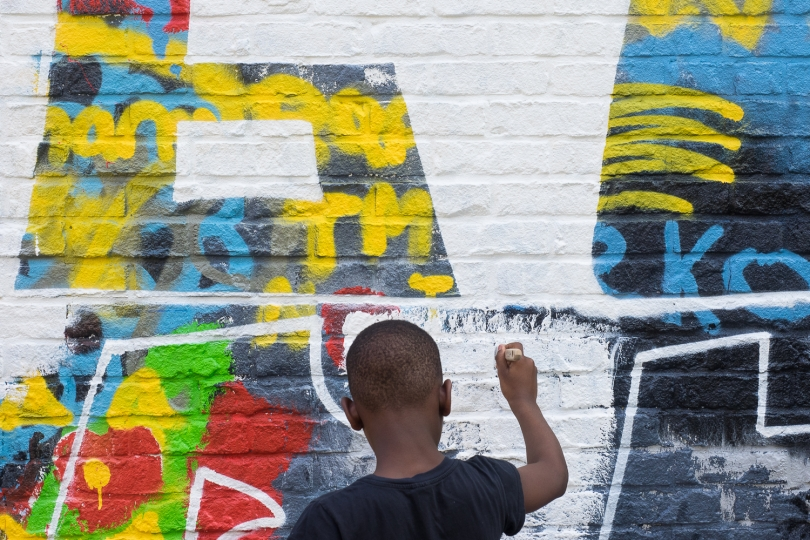 WORLD PAINT – ARNO – 2016 - Making-of